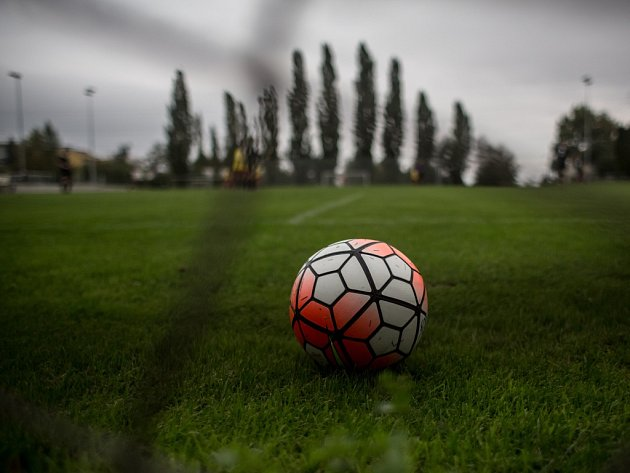 Fotbal. Ilustrační foto.