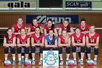 NA JAKOU POZICI dosáhnou v letošním extraligovém ročníku volejbalistky Olympu?