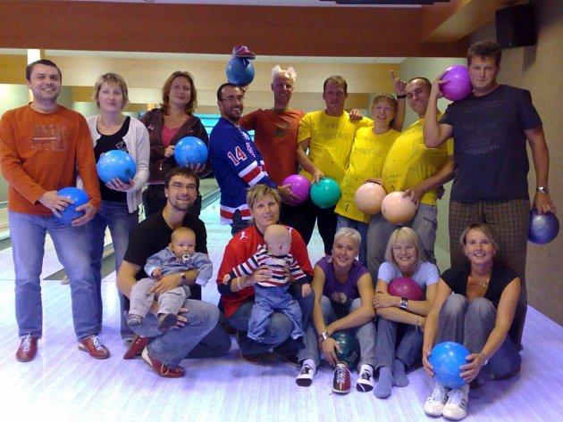 Štěrboholští změřili síly v bowlingu