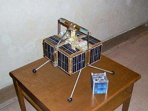 Satelit czCUBE