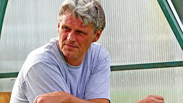Legendární 'Bomber' Tomáš Skuhravý.