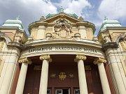 Lapidárium Národního muzea.