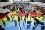 09-09-09. Datum, kdy se slavnostně otevřela Národní technická knihovna.