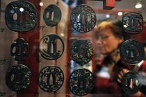 Výstava Gejša a samuraj byla otevřena 20. října v Náprstkově muzeu v Praze.