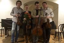 Pavel Haas Quartet.