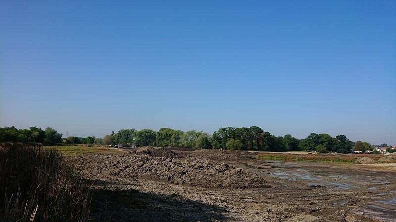 Hlavní město zahájilo rekonstrukci rybníku Šeberák.