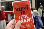 Změna jízdních řádů v pražské MHD.