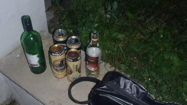 Alkohol. Ilustrační foto.