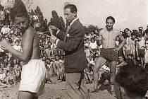 Fredy Hirsch na Hagiboru.