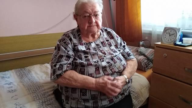 Jana Vacíková.
