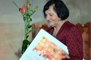 Skladatelka Ivana Loudová.