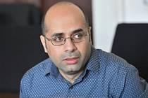 Směnárník Hajdar Hámid al-Rašíd.