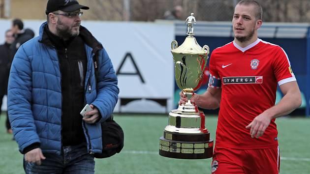 d608bceb36cfd Finále fotbalové Tipsport ligy mezi Bohemians a Brnem na Vyšehradě. ...