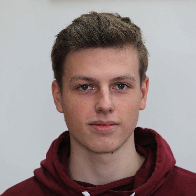SŠUAŘ - student - Jakub Pavlíček.