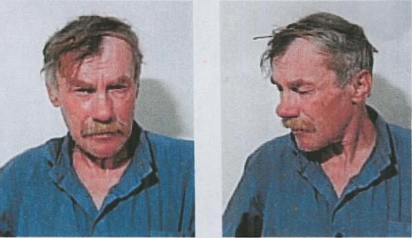 Neznámý muž, jehož objevení by do případu mohlo vnést nové světlo.