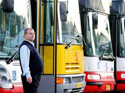 K lednu 2008 chybí pražskému dopravnímu podniku 110 řidičů.