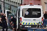 V Praze na Břevnově bylo nalezeno ubodané dítě, policisté zadrželi jeho matku.