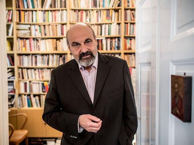 Prof. Tomáš Halík.