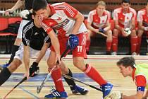 Slávističtí hokejisté kráčí na vídeňském turnaji od porážky k porážce.