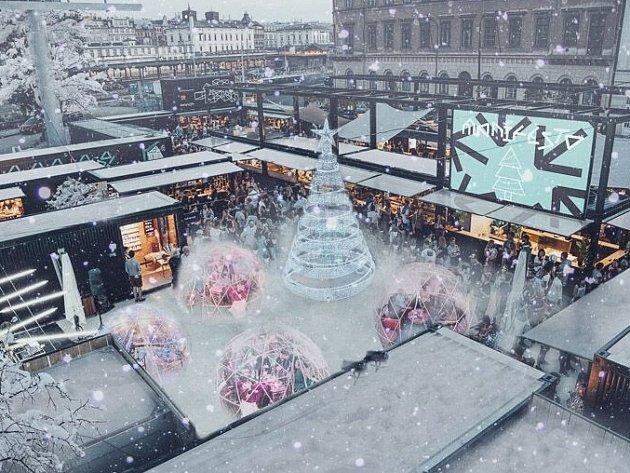 Od 22. listopadu až do Vánoc bude v centru Prahy v provozu Manifesto Winter Market.