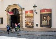 Praha neznámá, Pražský hrad, Lobkoviczký palác, 26.5.2017