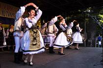 Na pražském Smíchově se konají Slavnosti Rumunů žijících v Česku.
