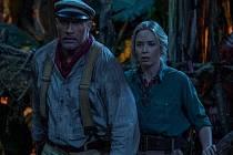 Strahovské auto/letní kino dnes promítá dobrodružnou disneyovku Expedice: Džungle.