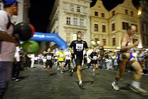 Silniční běžecký závod mužů na 10 km Metro Grand Prix 11. září v Praze.