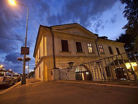 Klub Kaštan je jedním z mála center alternativní kultury na Praze 6.