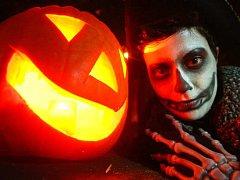 Halloween. Ilustrační foto.