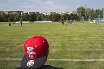 Stadion FC Zličín reportáž z přeboru Zličín vs Cholupice