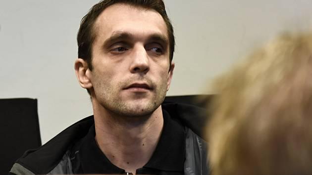 Před městským soudem v Praze stanul David Virgulák