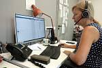 Nezisková organizace Chytrá péče nabízí telefonickou podporu seniorům. V těchto dnech se takřka nezastaví.