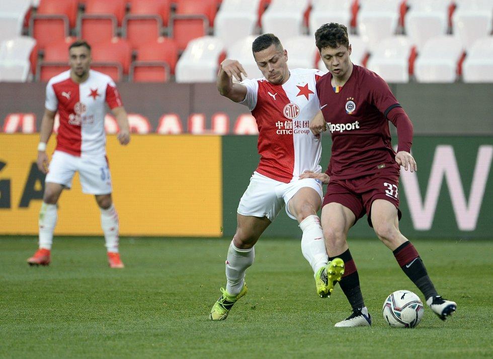 Fotbalová 1. liga: Slavia x Sparta, 11. dubna 2021