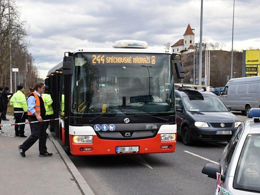 V autobusu MHD se střílelo