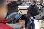Pražští kriminalisté v rámci akce vedené pod krycím názvem FILTR, zajistili během dvanácti hodin tři muže, kteří prodávali respirátory typu FFP3.