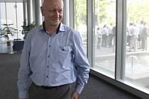Vojtěch Petráček, rektor ČVUT