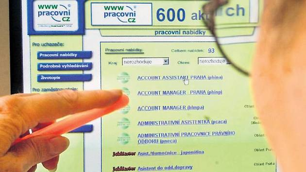 NĚKTERÉ FORMY SE ZABYDLELY NA internetu velmi rychle. Serverů s nabídkou pracovních možností je přehršel.
