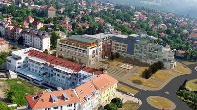 Roztoky u Prahy.