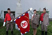 Zástupci a příznivci Sokola si v roce 2014 připomněli 130. výročí od tragického úmrtí spoluzakladatele tělocvičné organizace Sokol Miroslava Tyrše.