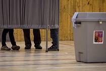 Senátní volby. Ilustrační foto.