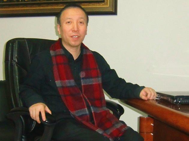 Ředitel Čínské mezinárodní školy v Praze Dai Bo