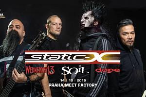 MeetFactory bude patřit rockerům z kapely Static-X.