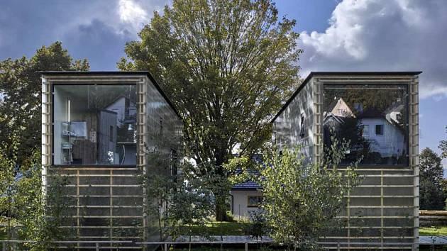 Zen-Houses od libereckého architekta Petra Stolína.