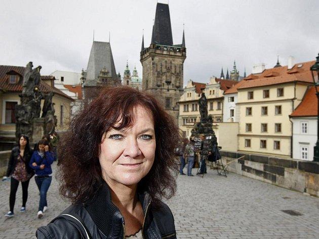 Marta Semelová.