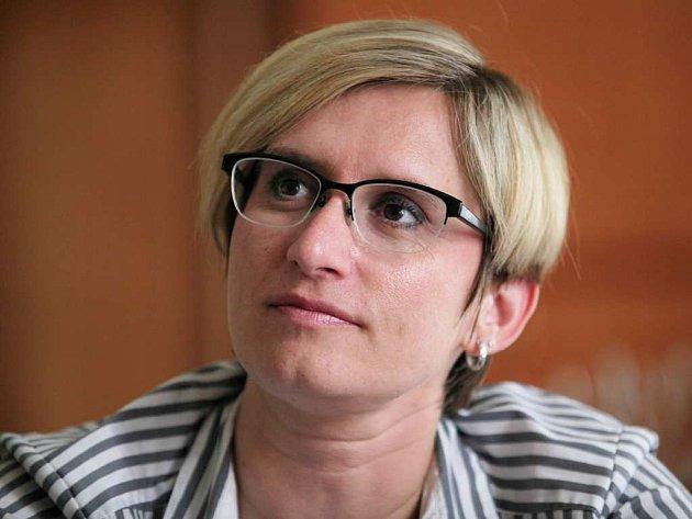 Karla Šlechtová.