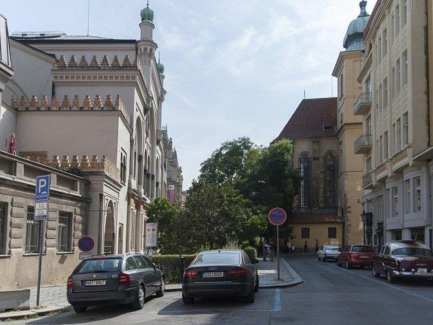 Kostel sv. Ducha a Španělské synagoga