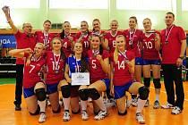 Volejbalový oddíl PVK Olymp Praha, sezona 2014/15.