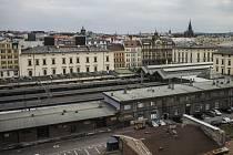 Masarykovo nádraží. Ilustrační foto.