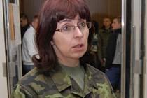 Lenka Šmerdová.
